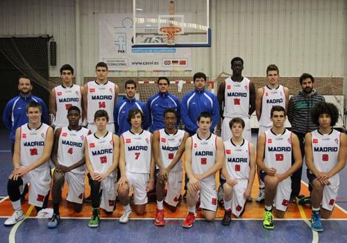 Todo listo para el KDT2015, con 7 estudiantiles en las selecciones de Madrid