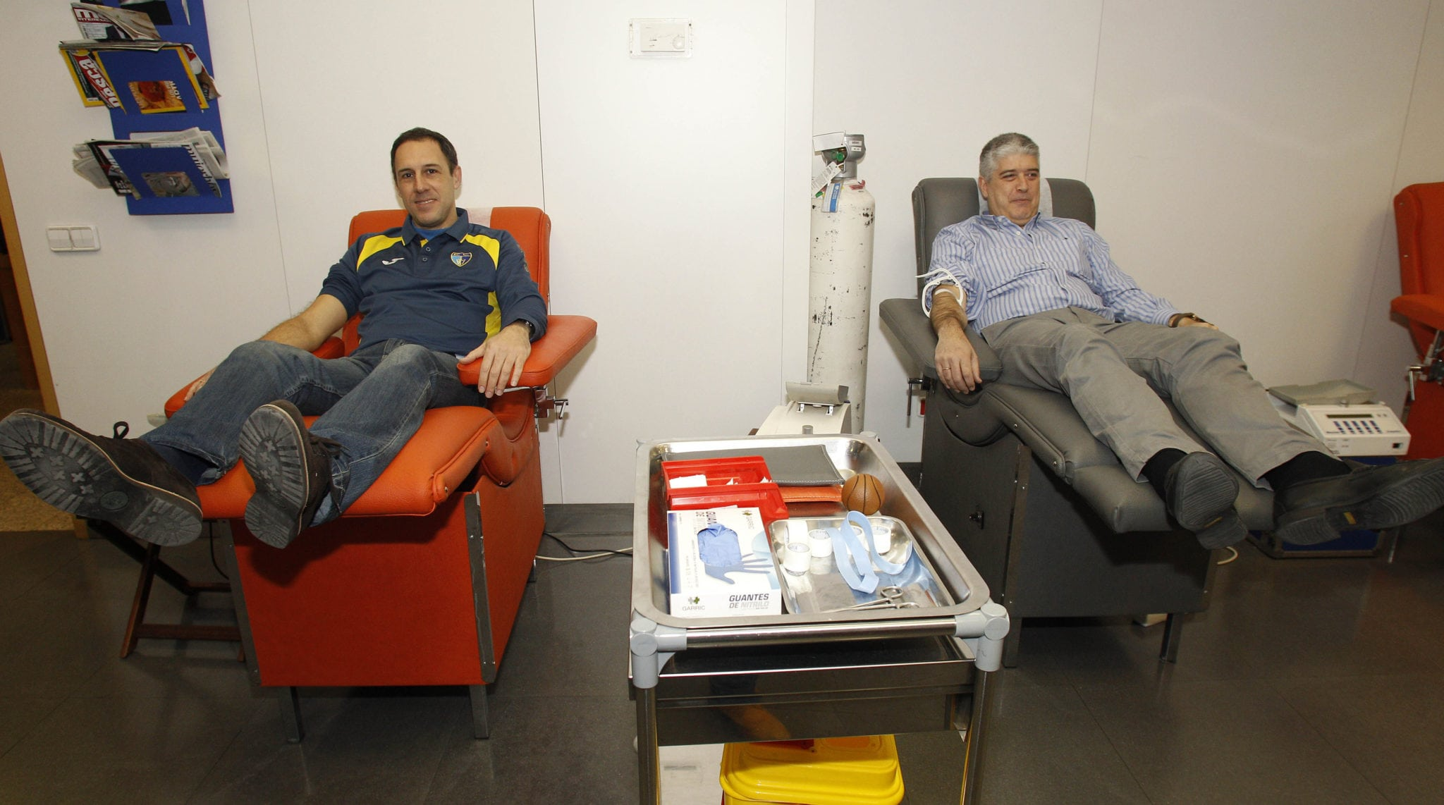 Donación de sangre = 2 entradas para el partido contra UCAM Murcia