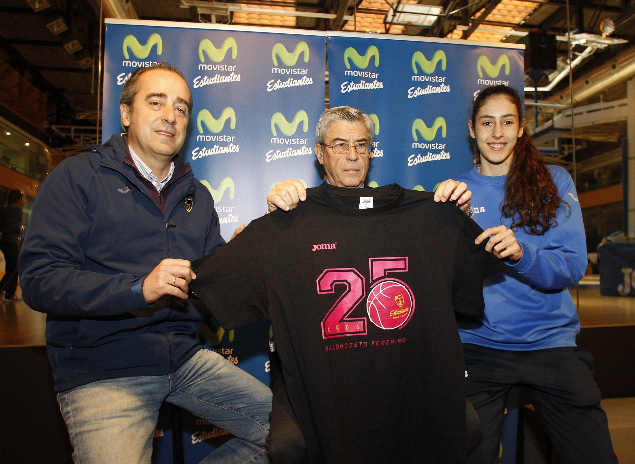 Presentado el homenaje a la cantera femenina en el partido contra Valencia Basket