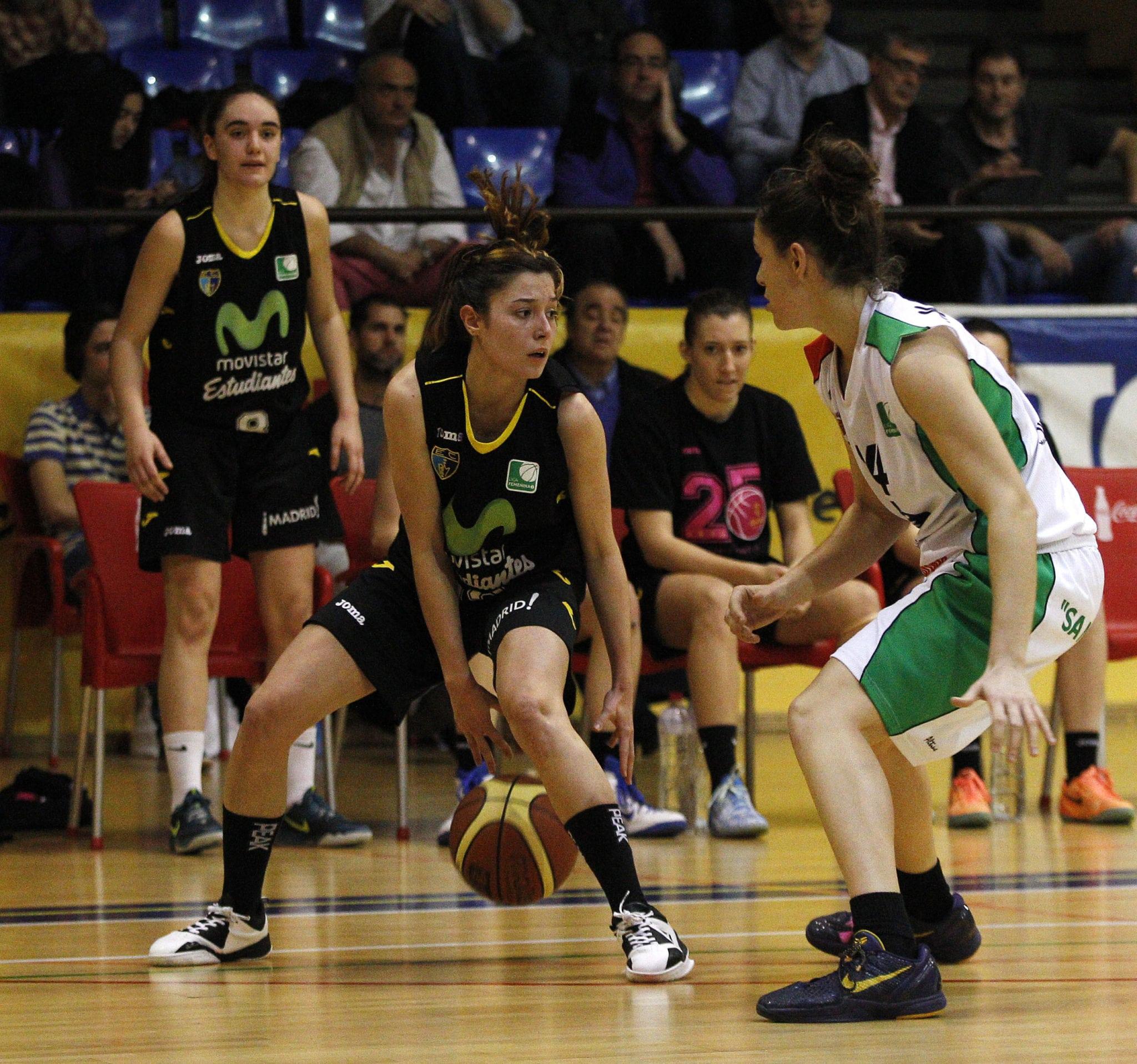 FEB, Informe Jóvenes: Doce jugadoras y exjugadoras de Movistar Estudiantes en el ranking de las U20 que más minutos juegan