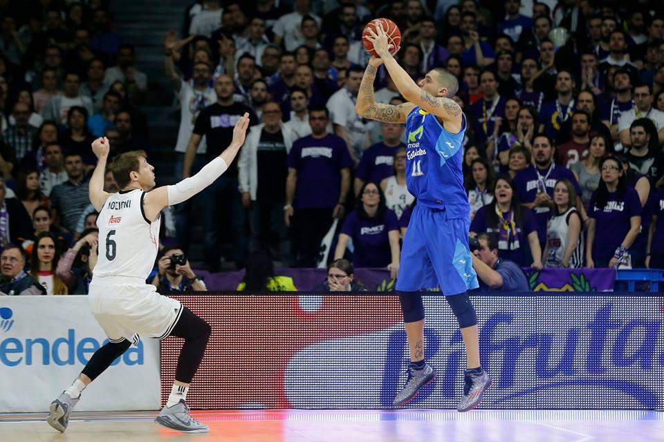 """""""Ahora sólo pasa por nuestra cabeza ganar al Dominion Bilbao Basket"""""""
