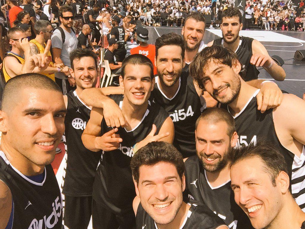 """""""No Spain No Game"""" Nacho Martín prepara los Juegos Europeos de Baku 3×3 con el torneo Quai54 de París"""