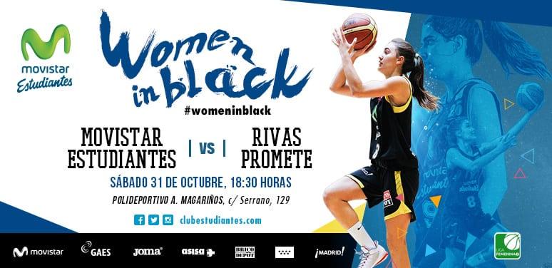 Casi seis años después, el Magariños acogerá un derbi Movistar Estudiantes- Rivas Promete, el primero en Liga Femenina 2
