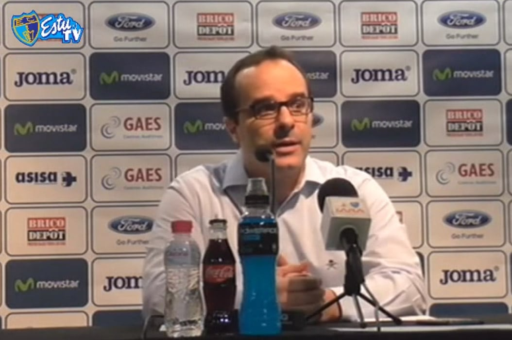 "Ocampo: ""Hay que asumir que hemos tocado fondo. Pero a veces hay que tocar fondo para levantarse"""