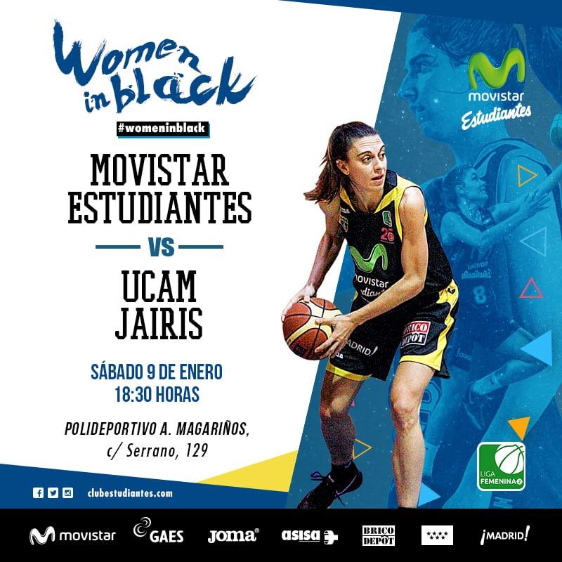 LF2: UCAM Jairis, el primer reto del año (sábado 18:30h)
