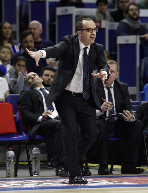 """Ocampo: """"De UCAM Murcia destacaría su bloque, juegan con mucha intensidad"""""""
