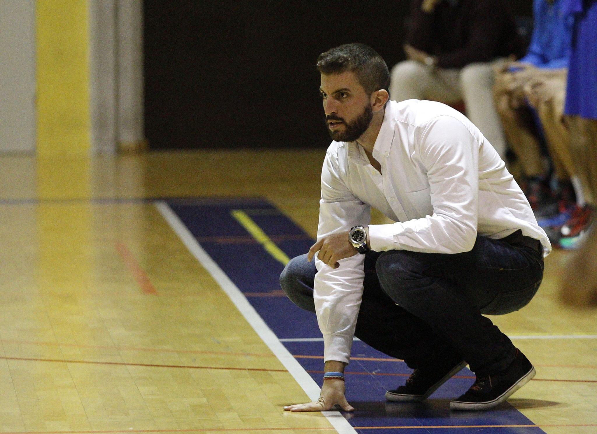 El blog del entrenador. Javier Zamora valora la victoria ante Eurocolegio Casvi