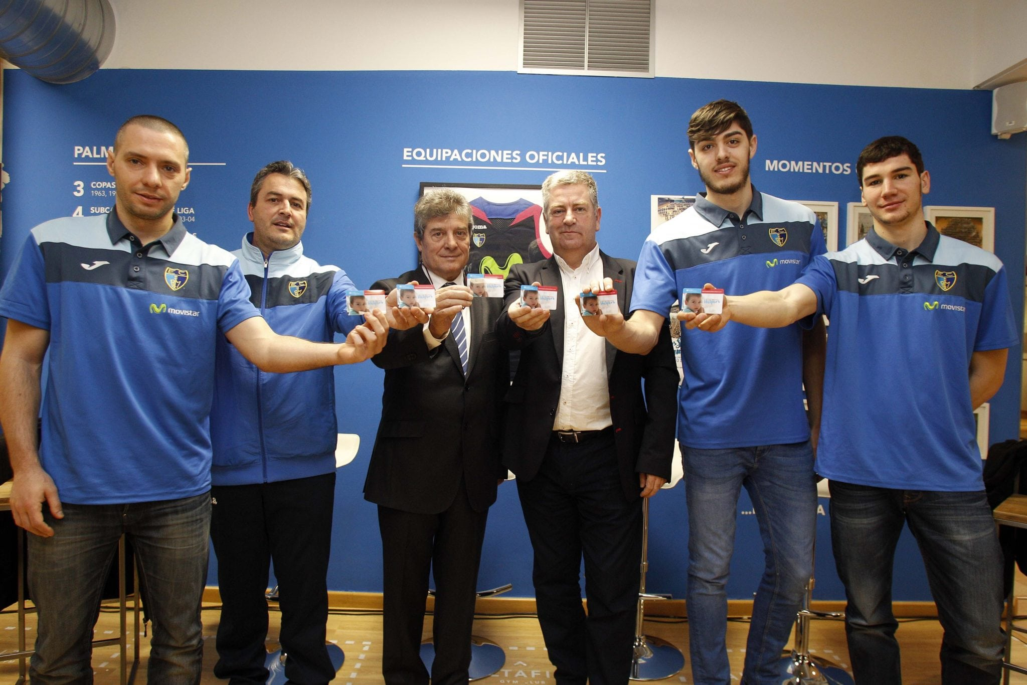 Movistar Estudiantes se incorpora como empresa comprometida de Aldeas Infantiles SOS España