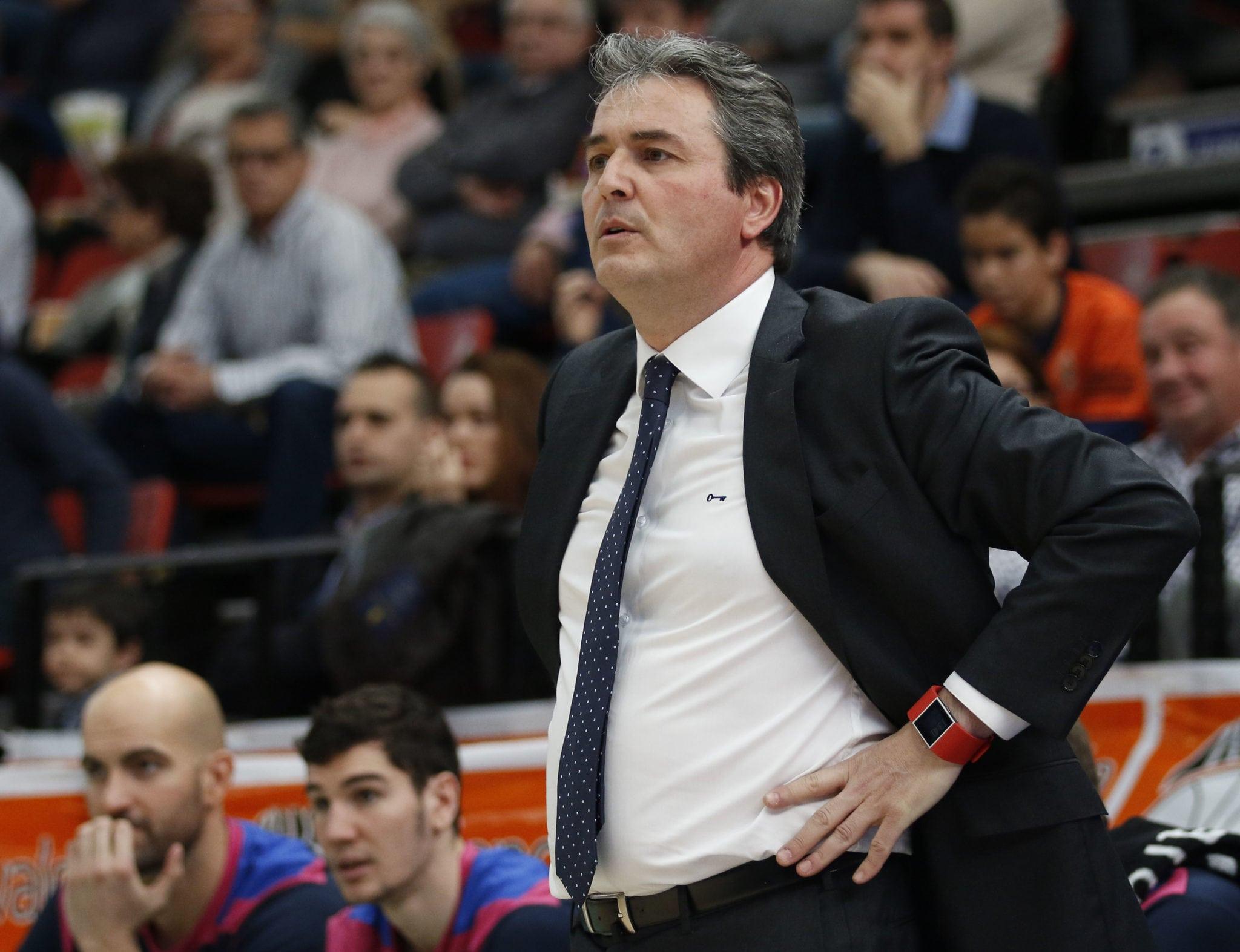 """Sergio Valdeolmillos: """"Es una victoria importantísima, pero nos queda mucho camino"""""""