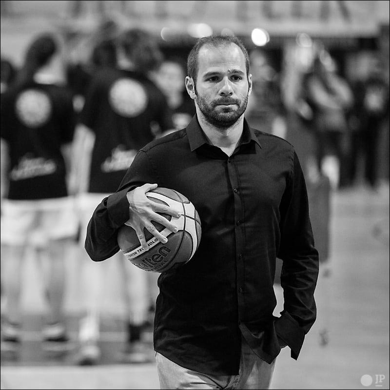 """El preparador físico de las """"Women in Black"""" Jorge Marín estará en los JJ.OO"""