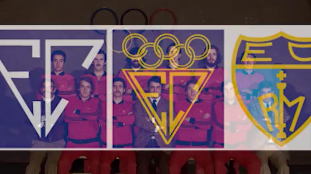 VÍDEO: Empiezan los Juegos Olímpicos y el esqueleto Garibaldi recuerda la relación de Movistar Estudiantes con el olimpismo