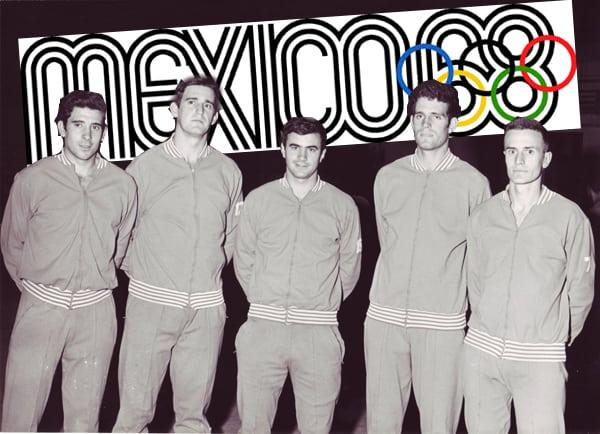 Estudiantiles y olímpicos (2): México 68, el año que España parecía el Ramiro
