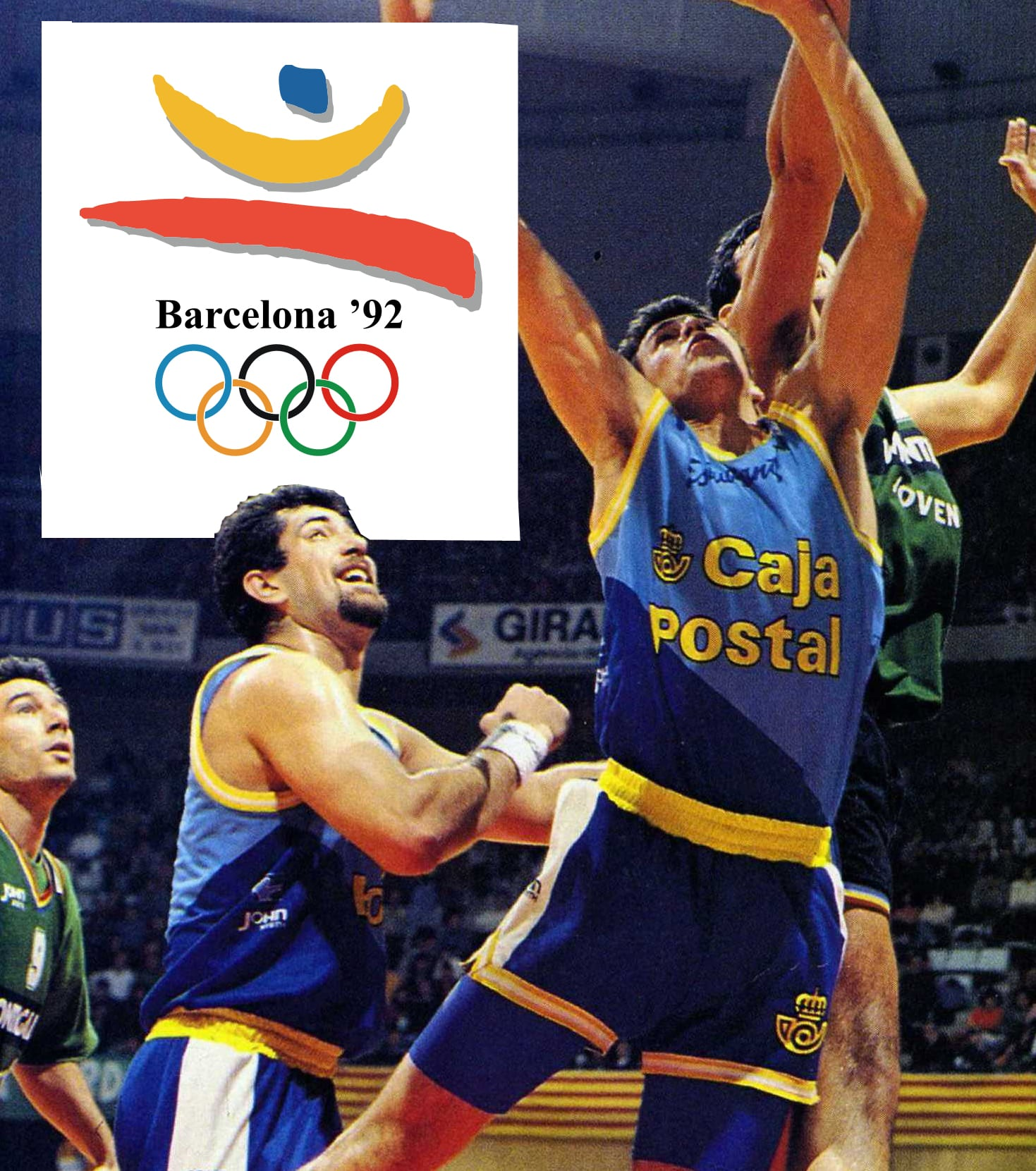 """Estudiantiles y olímpicos (4): 1992. Veinte años después… """"Dream Team"""" y """"Angolazo"""""""