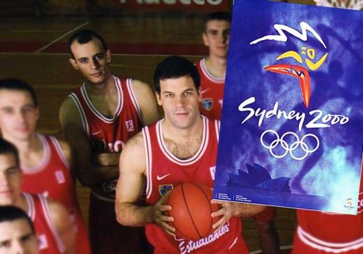 Estudiantiles y olímpicos (5). Sydney 2000.  los puntales del Estu lo son también en la selección