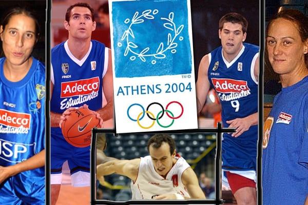 Estudiantiles y olímpicos (6). Atenas 2004. Héroes y heroínas.