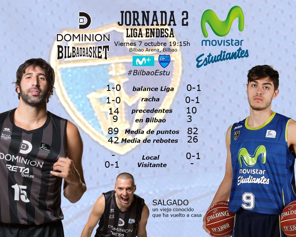 Al asalto del Bilbao Arena (viernes, 19:15h. Movistar +. EstuRadio)