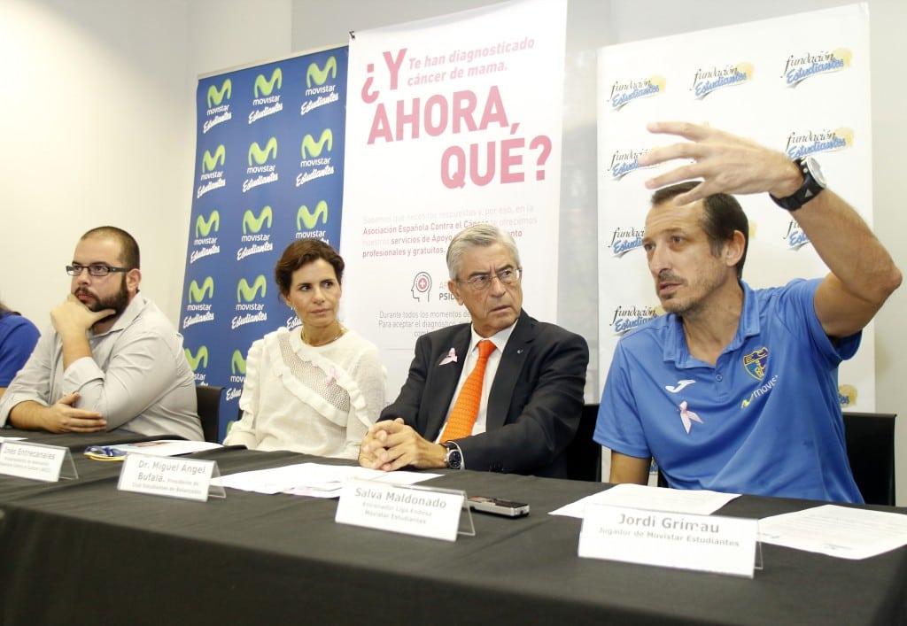 """Maldonado: """"viene un derbi abierto, de sufrimiento. Será bonito"""". Grimau: """"vamos a crear comunión con la afición con esfuerzo y victorias""""."""