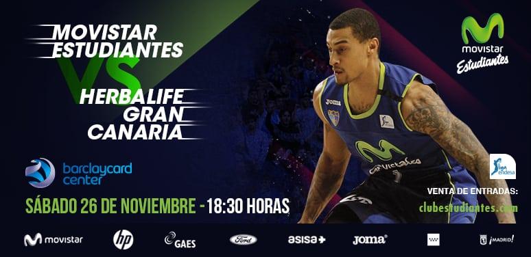 Sábado sabadete, de Estu hago doblete: 16:00h Liga Femenina 2 contra Valencia Basket; 18:30h Liga Endesa contra Herbalife Gran Canaria