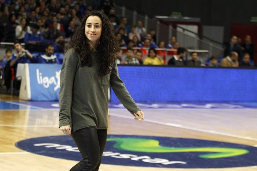 """Silvia Domínguez: """"ojalá Movistar Estudiantes esté el año que viene en Liga Femenina"""""""