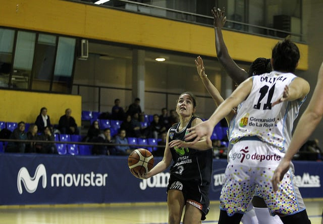 Las Women In Black quieren traerse de Logroño la 12ª seguida (Domingo, 16:30h)