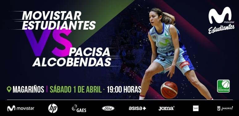 LF2: Partido por el liderato este sábado contra Pacisa Alcobendas (19:00h, entrada libre)