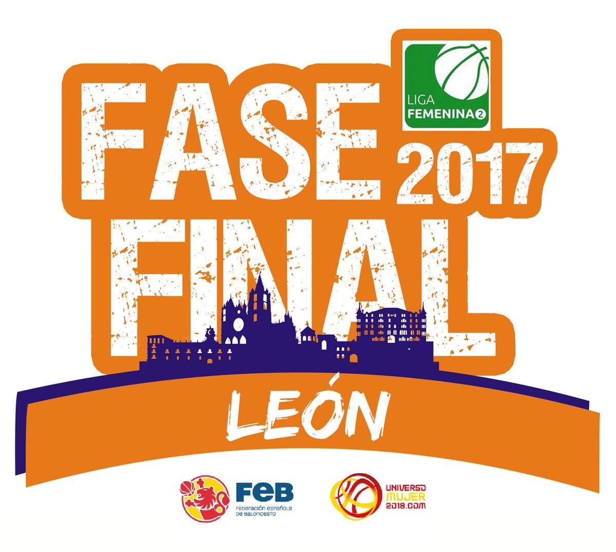 Horarios de la Fase Final de Liga Femenina 2. 20 al 23 de abril en León