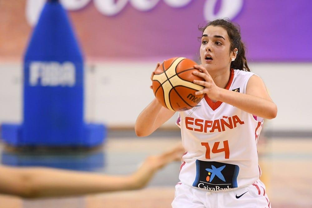 Paula Ginzo y Nacho Martínez ya están en cuartos de final del Europeo U20F