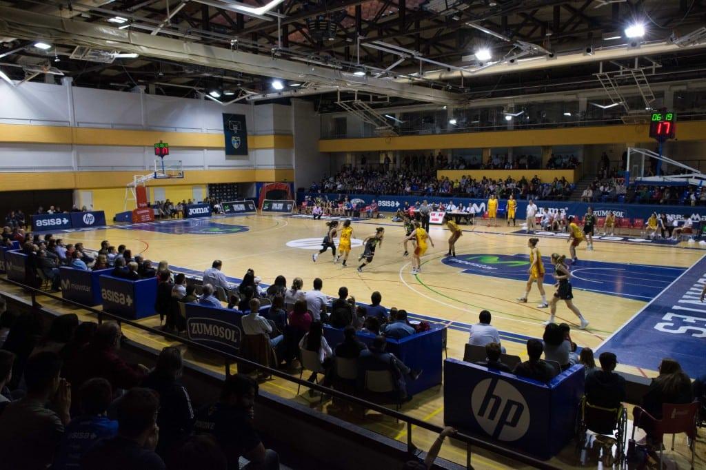 La Liga Femenina en Magariños será los viernes a las 20:30h