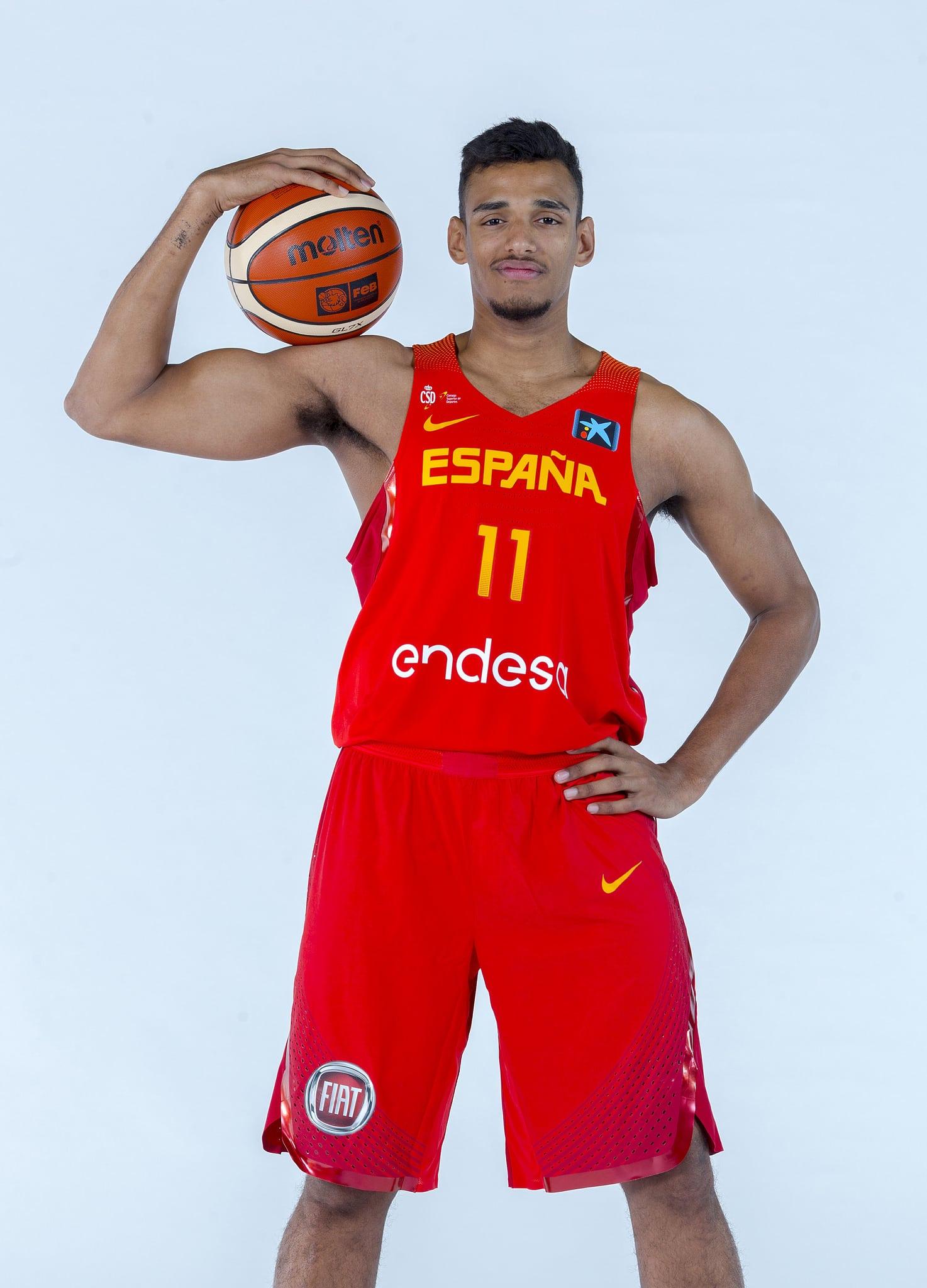 Sebas Sáiz empieza la concentración con la selección española