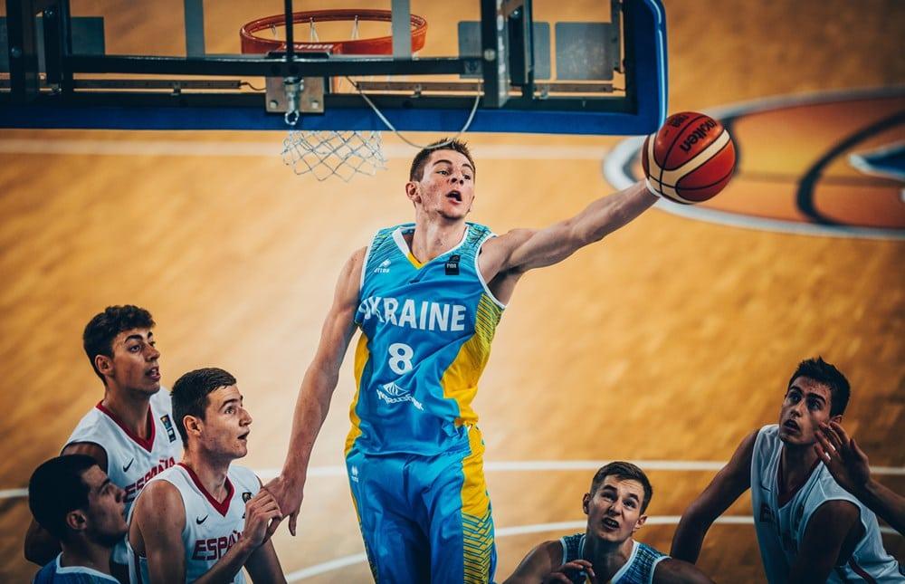 Andrei Grytsak jugará octavos ante la poderosa Turquía en el Europeo U18