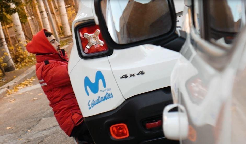 Northgate, proveedor oficial de vehículos de Movistar Estudiantes 2017-18