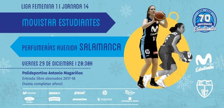 El supercampeón Avenida, reto para abrir la segunda vuelta de Liga Femenina en el Magariños (viernes 29; 20:30h)