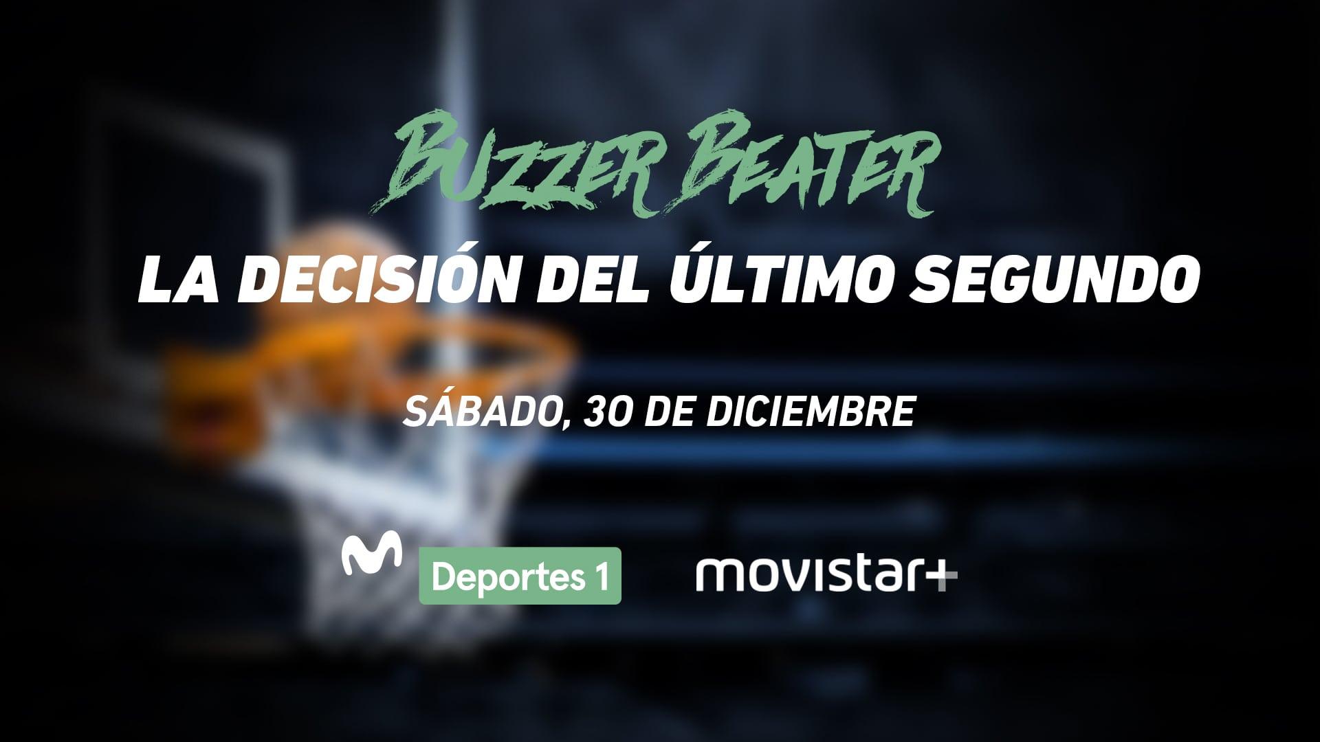 ¿Retirarse o seguir en activo? Savané, protagonista con Montañez y Nocioni de 'Buzzer Beater – La decisión del último segundo'
