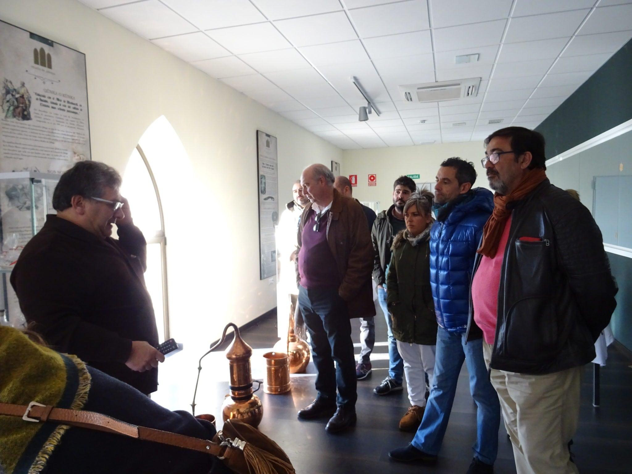 Invierno en Abadía de Jábaga con el Club de Negocios de Movistar Estudiantes