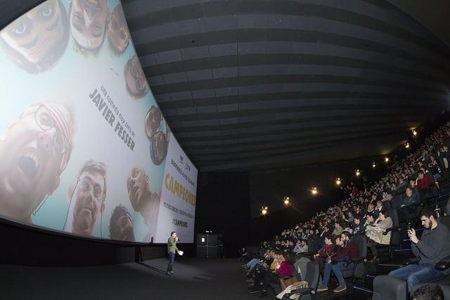 Cine, charla y anécdotas: una sesión de Campeones para Movistar Estudiantes