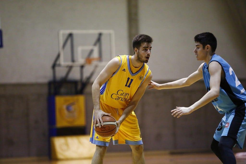 EBA: El filial suma ante Gran Canaria (55-73)