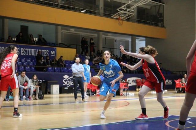 Escuela de Baloncesto Movistar Estudiantes 2018-19 en Magariños