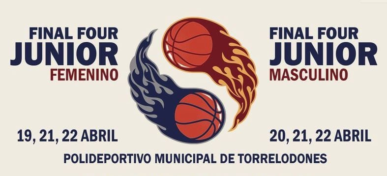Final Four Junior Madrid: Movistar Estudiantes a Torrelodones con las dos fases finales en cuatro días de locura