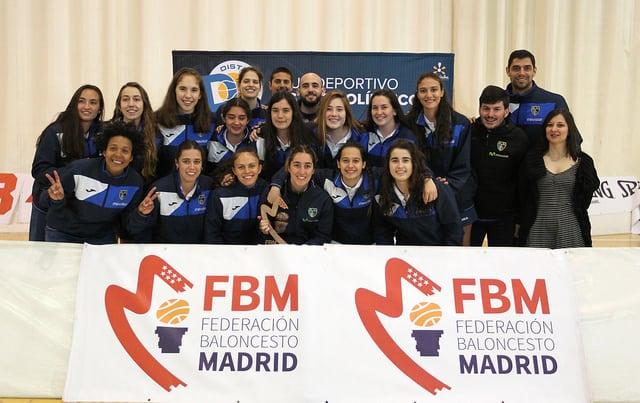 Tercer puesto para Movistar Estudiantes en la Fase Final femenina de Nacional