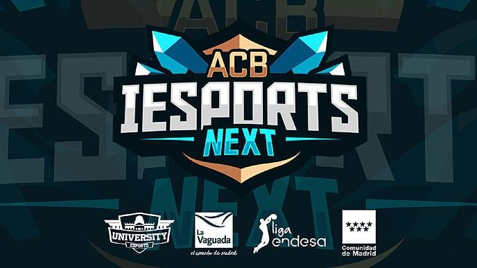 Este fin de semana, finales de la liga IESports ACBNext de Madrid, con el Ramiro entre los clasificados