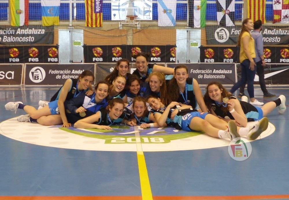 ¡Dos quintos puestos de Movistar Estudiantes en los Campeonatos de España Junior!
