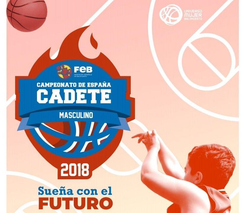 Campeonato de España Cadete Masculino: Grupo difícil en la primera fase para los Cadete de Movistar Estudiantes