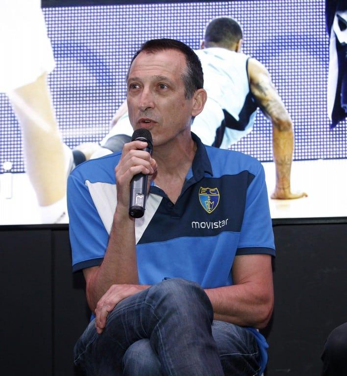 Salva Maldonado no continua como entrenador de Movistar Estudiantes