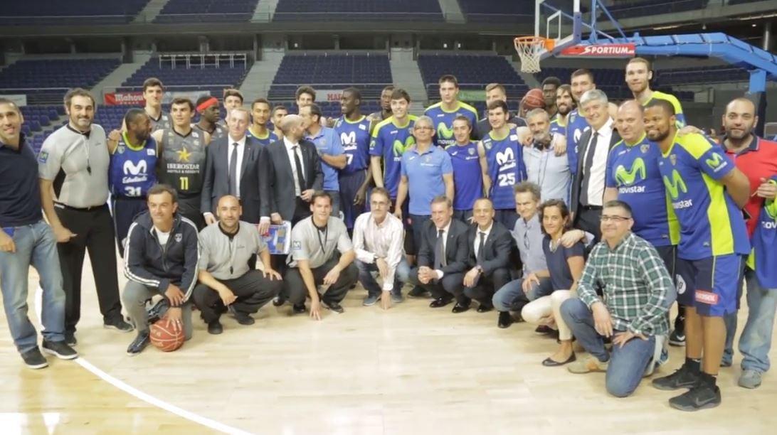 """""""Campeones"""" de Javier Fesser y Movistar Estudiantes: así fue la colaboración"""