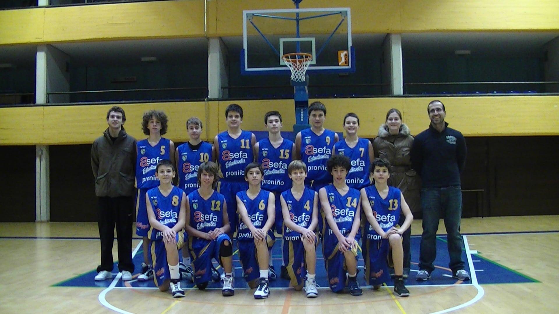 ASEFA ESTUDIANTES. Infantil B (2010-11)