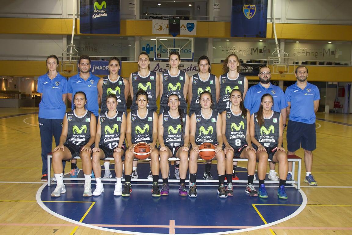 Movistar Estudiantes. Liga Femenina 2. 2016-17