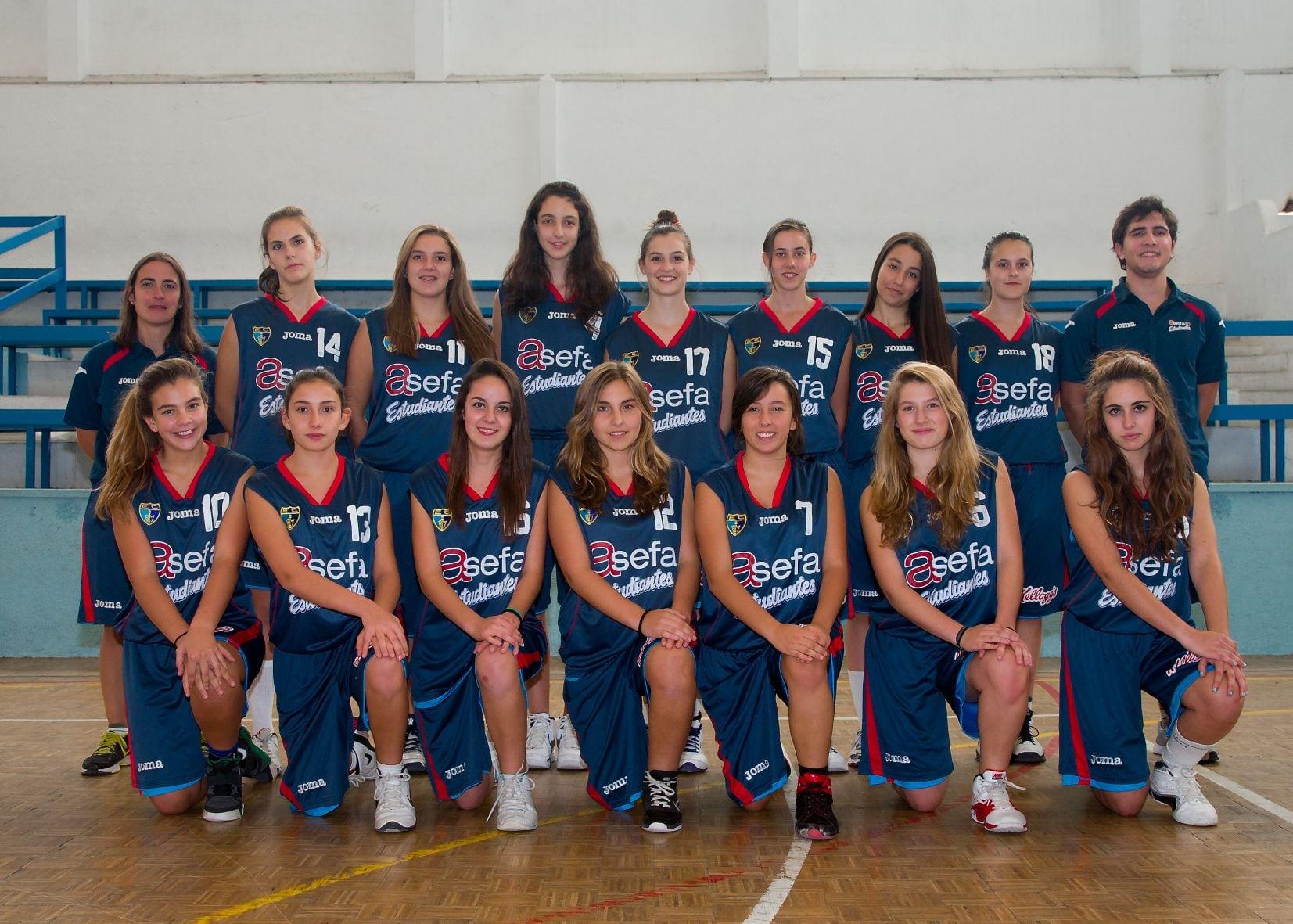 Cadete C Femenino 2012-13