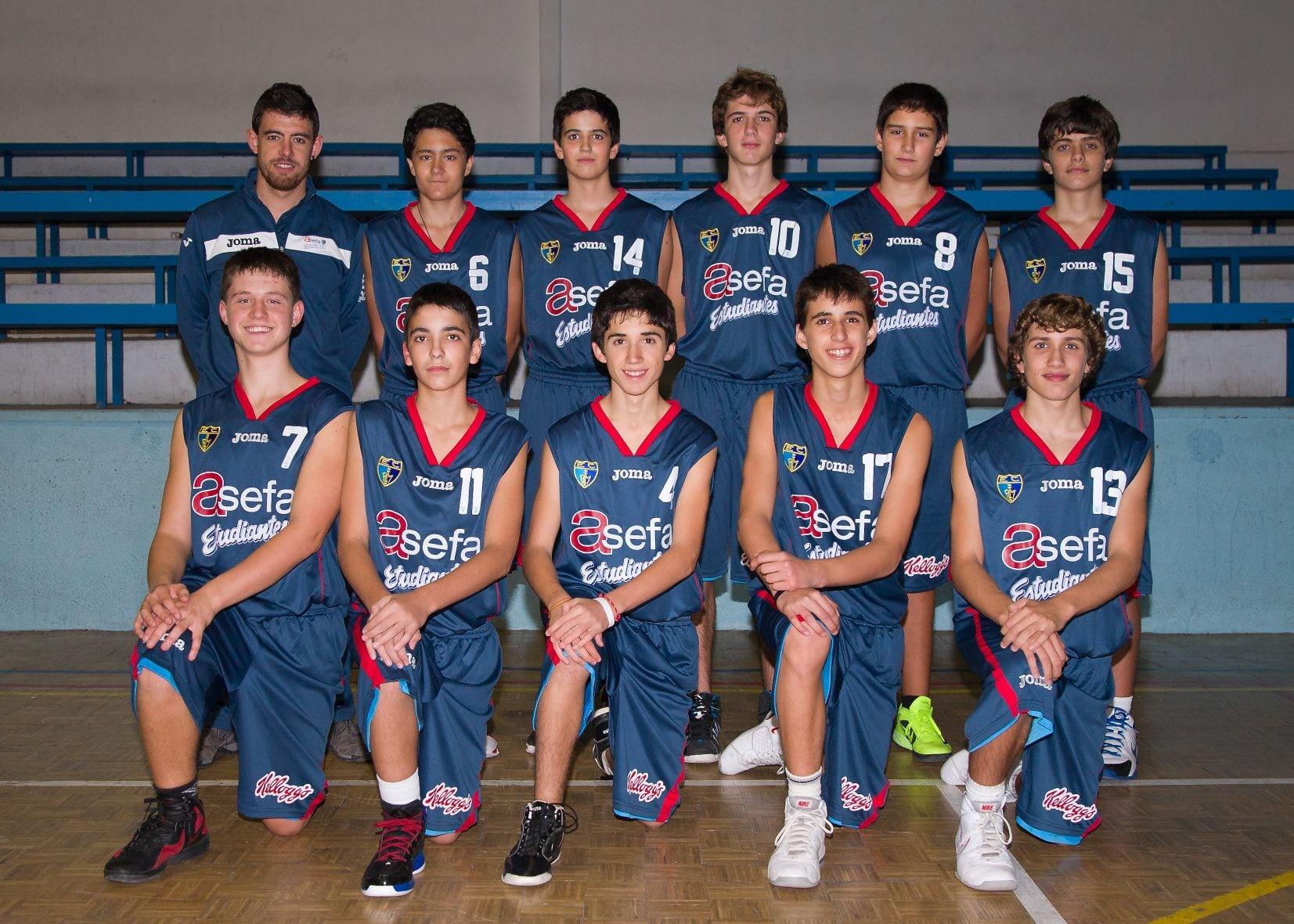 Cadete G Masculino 2012-13