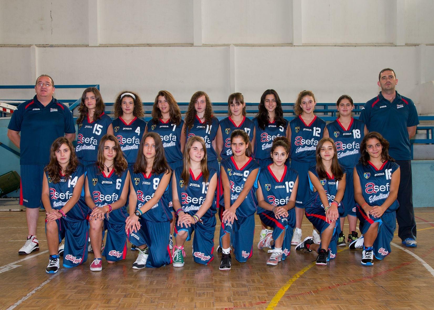 Infantil C Femenino 2012-13