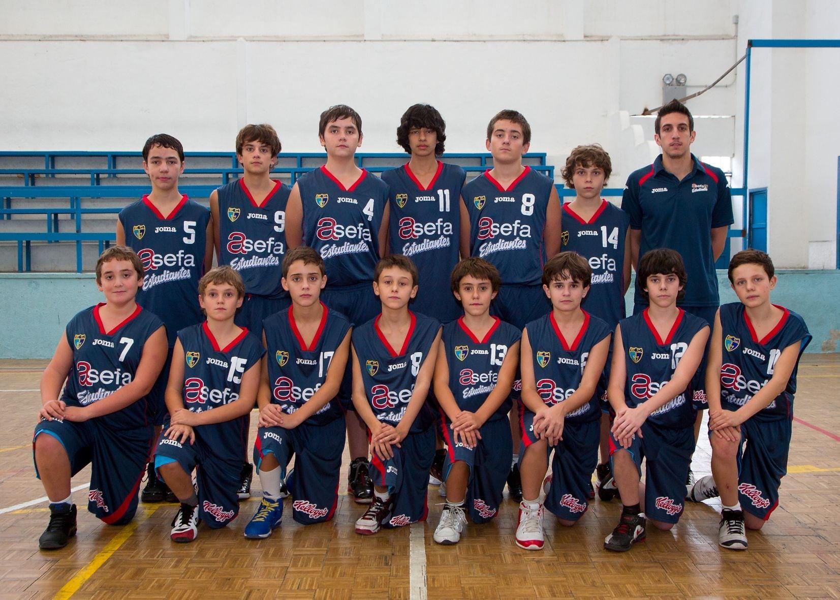 Infantil D Masculino 2012-13